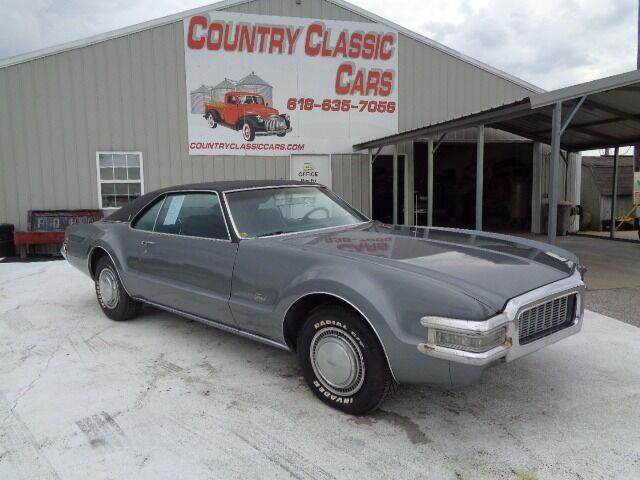 1969 Oldsmobile Toronado (CC-1374497) for sale in Staunton, Illinois