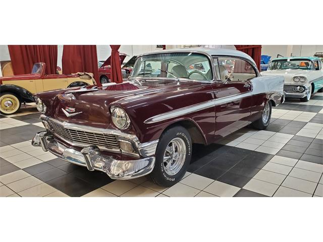 1956 Chevrolet Bel Air (CC-1374499) for sale in Annandale, Minnesota