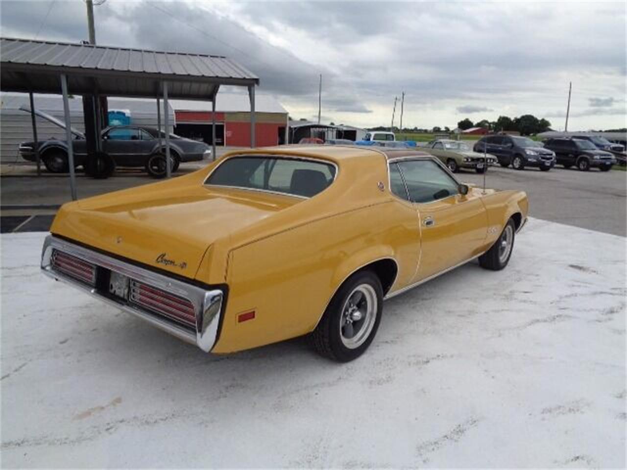1972 Mercury Cougar (CC-1374500) for sale in Staunton, Illinois