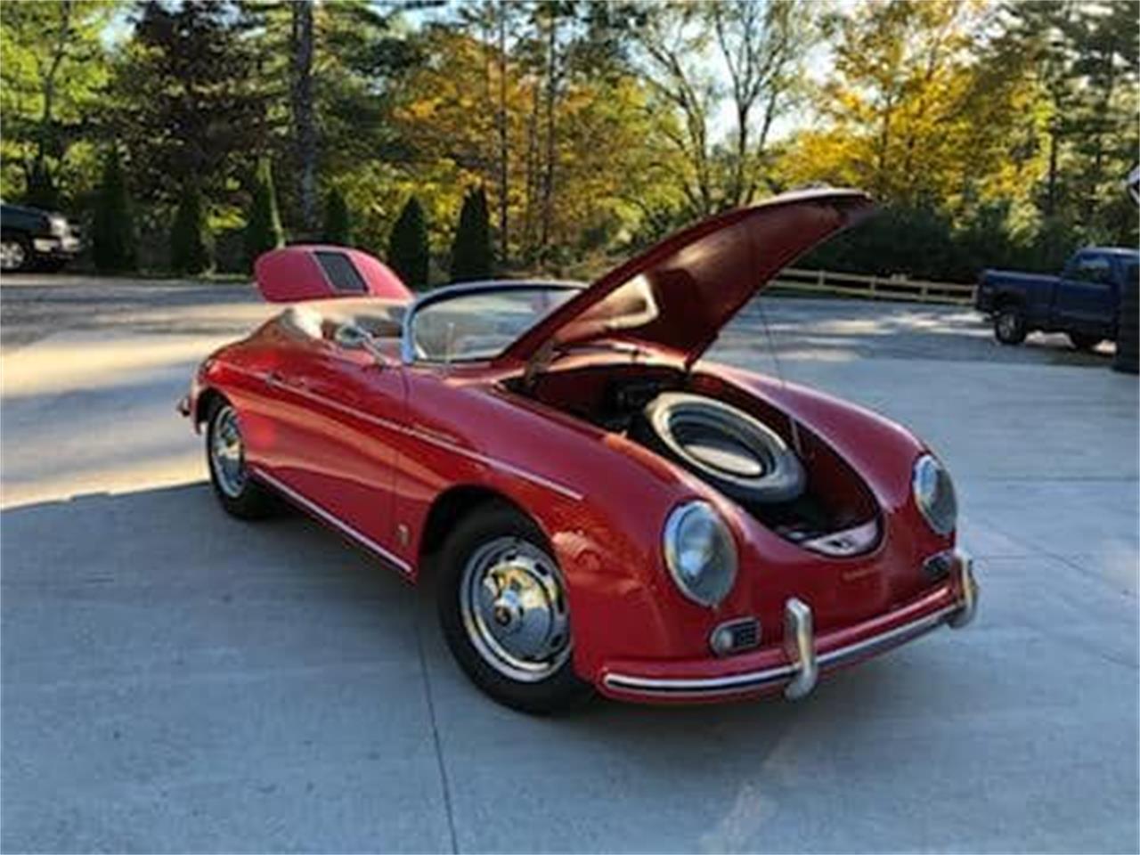 1956 Porsche 356 (CC-1374502) for sale in West Pittston, Pennsylvania