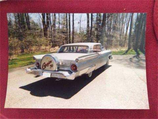 1959 Ford Galaxie 500 (CC-1374509) for sale in West Pittston, Pennsylvania