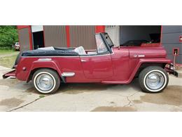 1950 Willys Jeepster (CC-1374510) for sale in Annandale, Minnesota