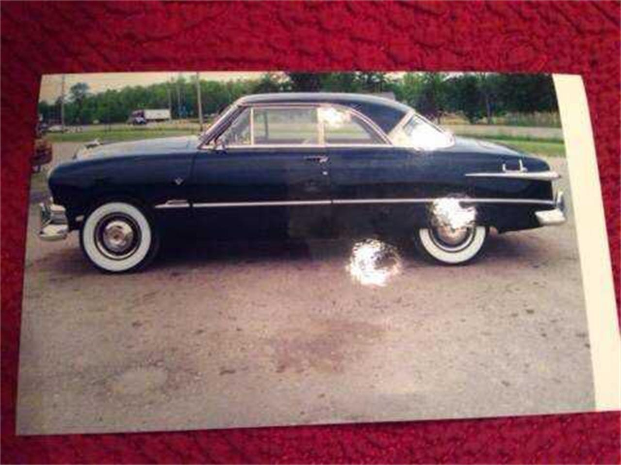 1951 Ford Victoria (CC-1374512) for sale in West Pittston, Pennsylvania