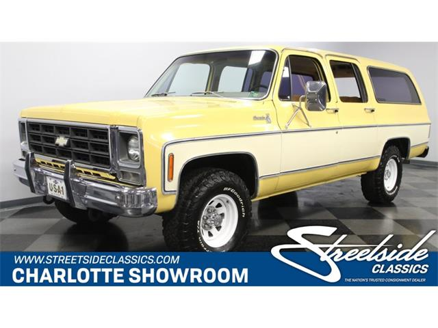 1979 Chevrolet Suburban (CC-1374517) for sale in Concord, North Carolina