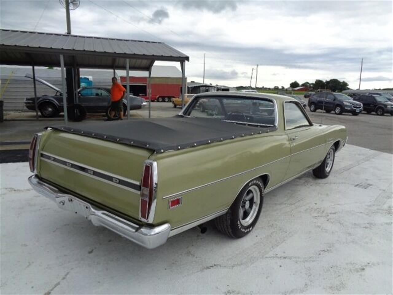 1971 Ford Ranchero (CC-1374523) for sale in Staunton, Illinois
