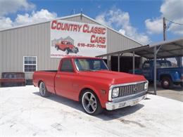 1972 Chevrolet C/K 10 (CC-1374524) for sale in Staunton, Illinois