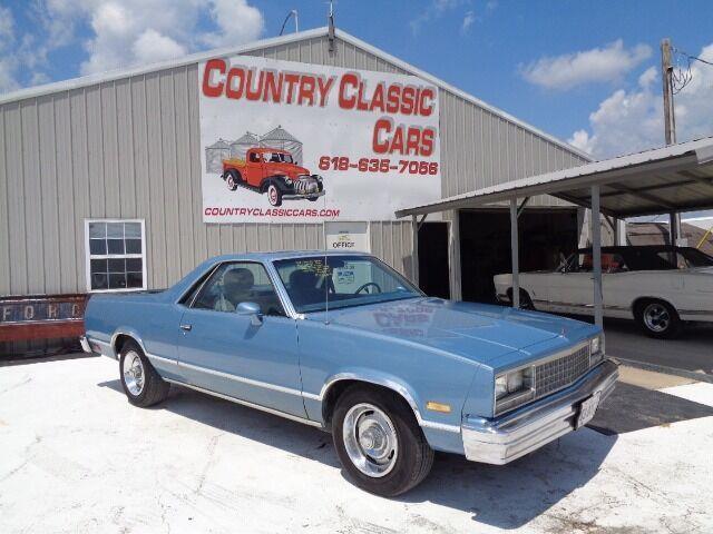 1985 Chevrolet El Camino (CC-1374528) for sale in Staunton, Illinois