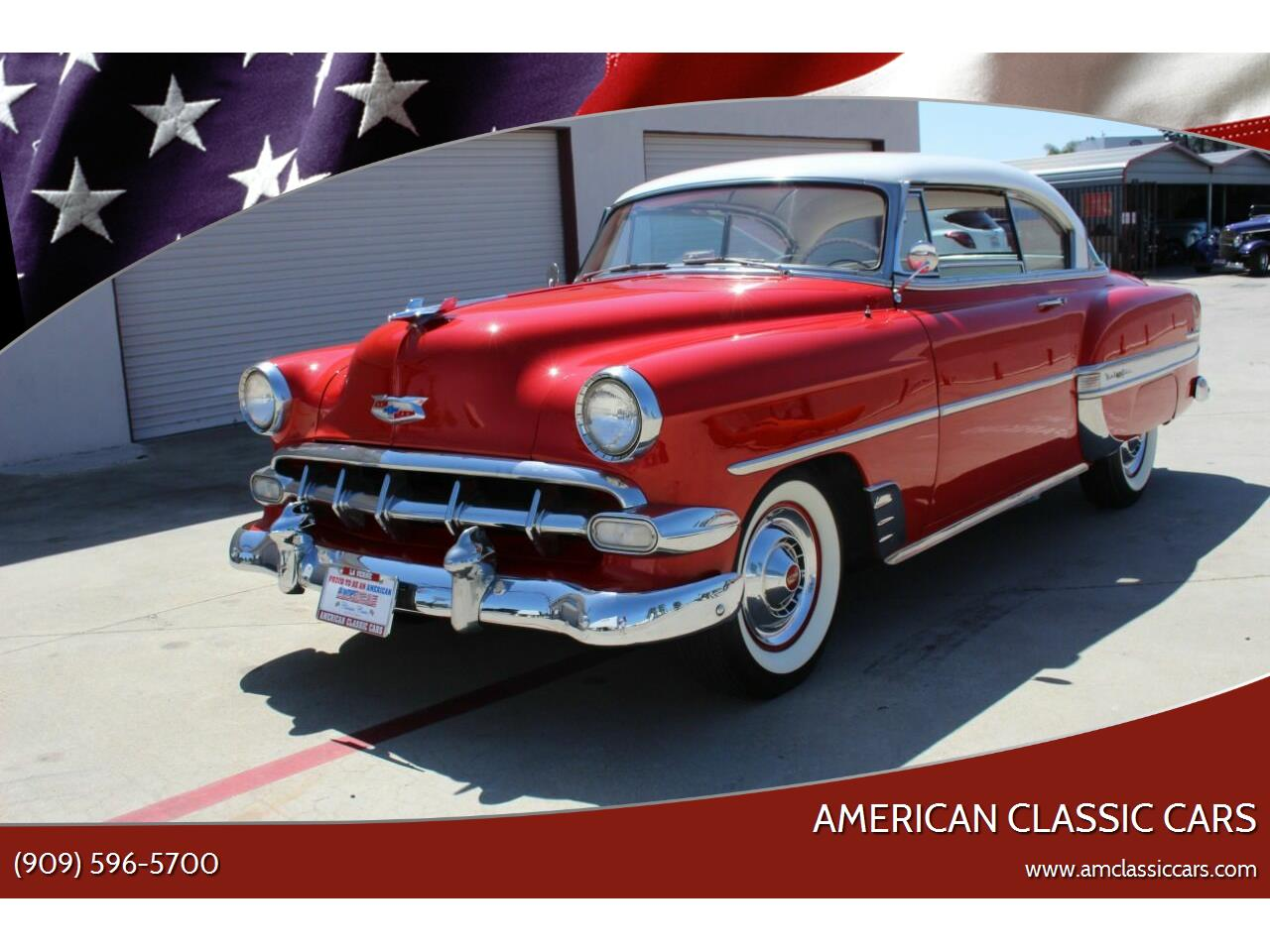 1954 Chevrolet Bel Air (CC-1374530) for sale in La Verne, California