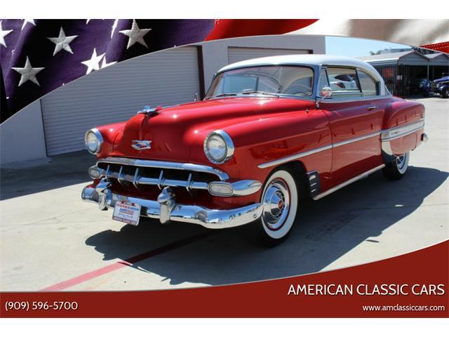 1954 Chevrolet Bel Air (CC-1374530) for sale in La Verne, California