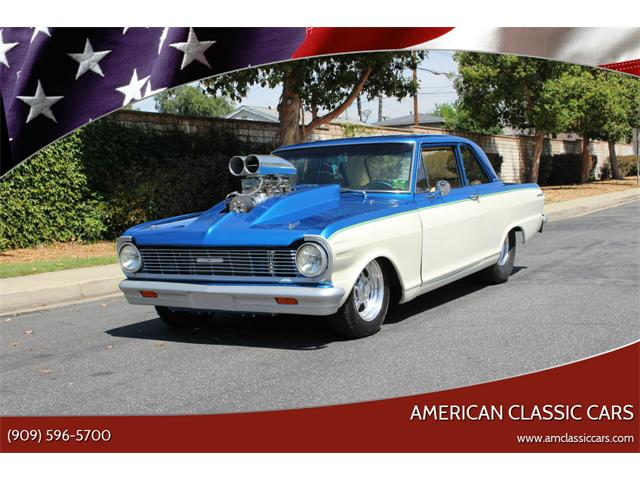 1965 Chevrolet Nova (CC-1374536) for sale in La Verne, California