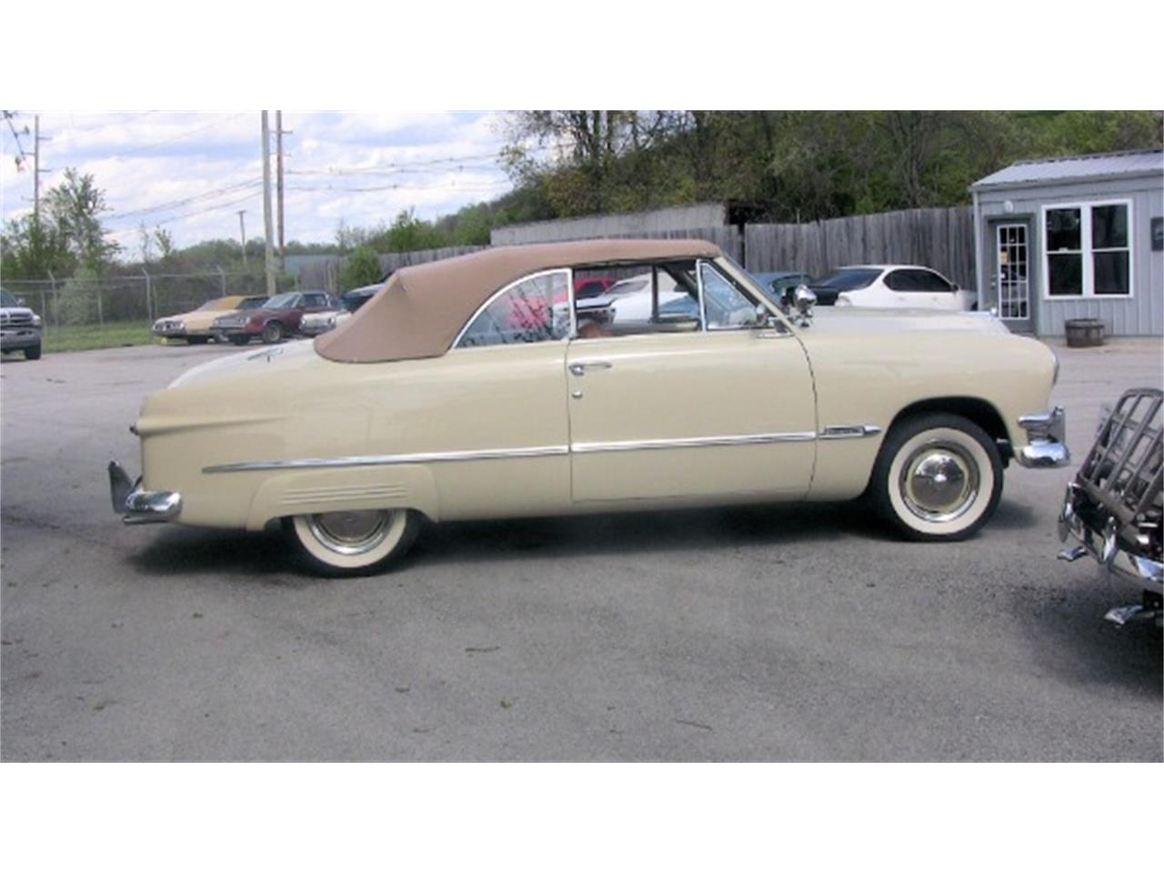 1950 Ford Convertible (CC-1374537) for sale in Cornelius, North Carolina