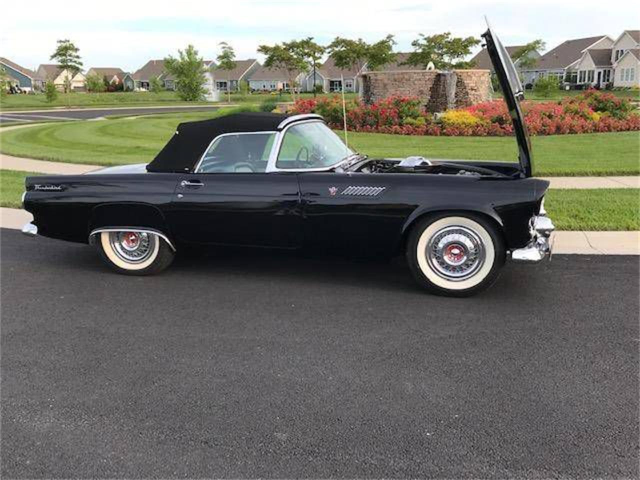 1955 Ford Thunderbird (CC-1374538) for sale in West Pittston, Pennsylvania