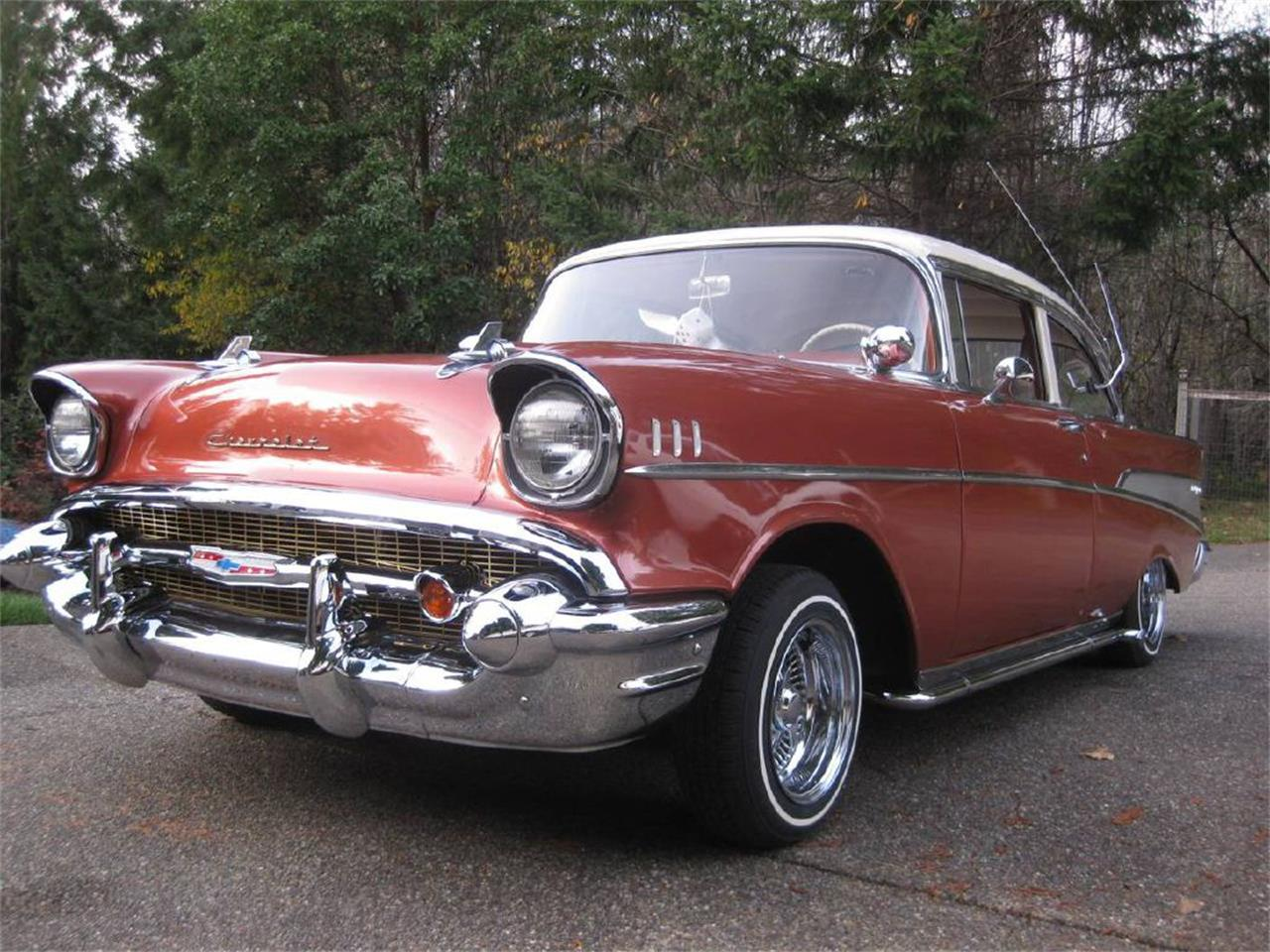 1957 Chevrolet Bel Air (CC-1374543) for sale in West Pittston, Pennsylvania