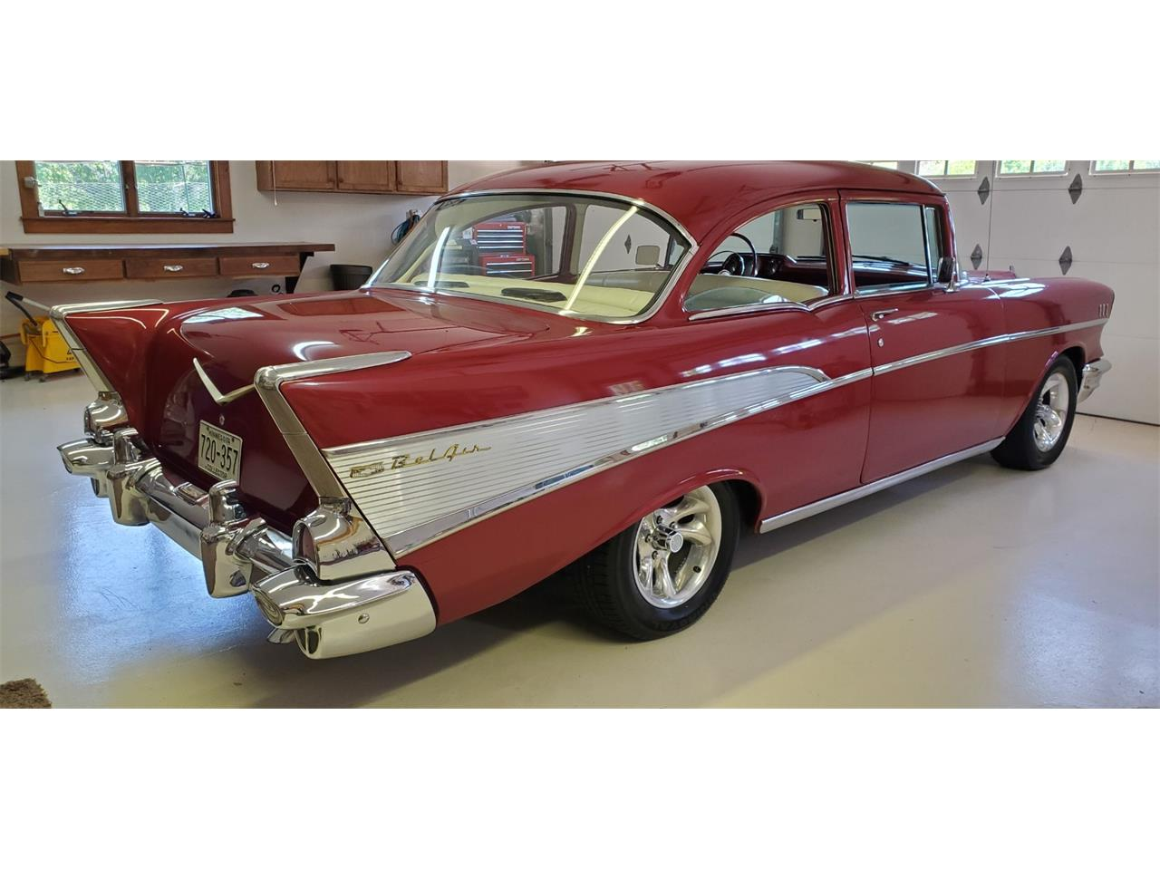 1957 Chevrolet Bel Air (CC-1374555) for sale in Annandale, Minnesota