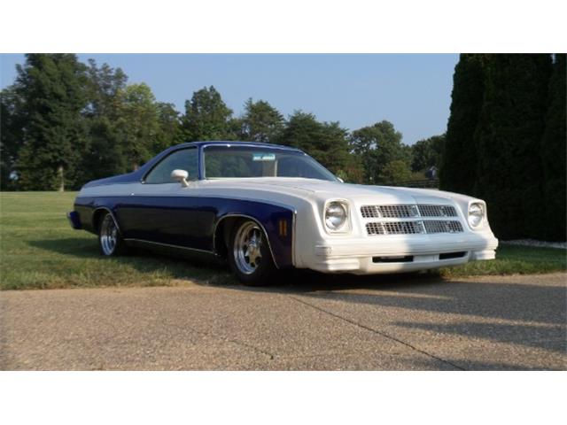 1975 Chevrolet El Camino (CC-1374558) for sale in Cornelius, North Carolina
