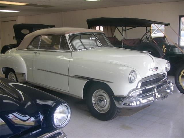 1951 Chevrolet Styleline Deluxe (CC-1374561) for sale in Cornelius, North Carolina