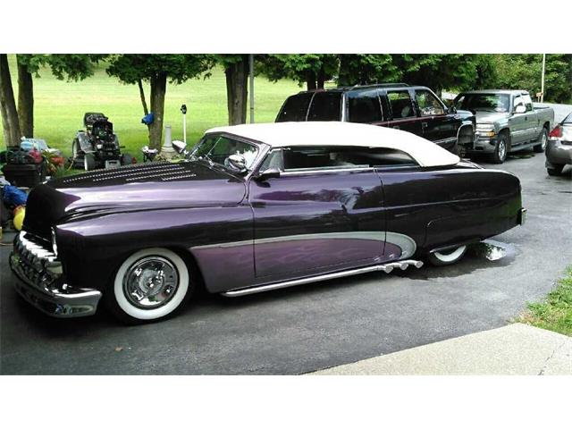 1951 Mercury Antique (CC-1374563) for sale in West Pittston, Pennsylvania