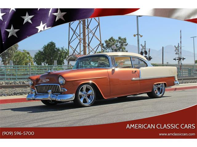 1955 Chevrolet Bel Air (CC-1374565) for sale in La Verne, California