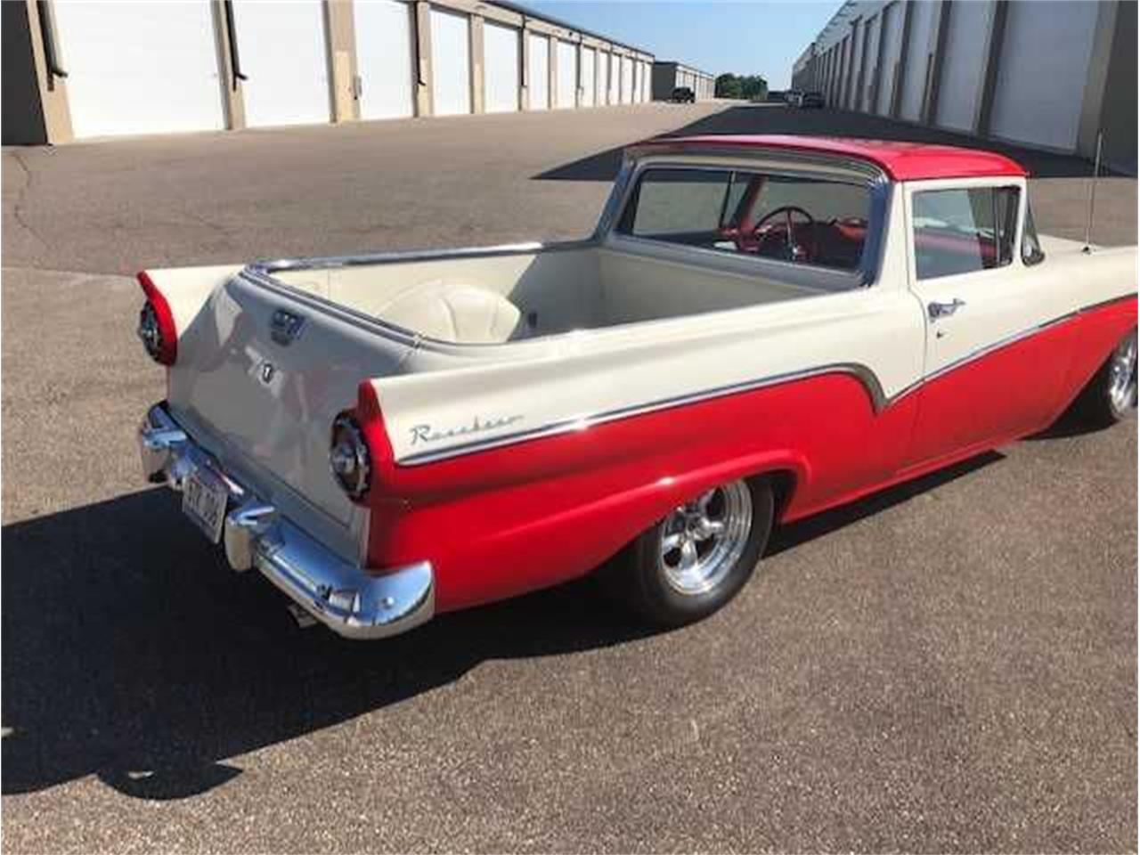 1957 Ford Ranchero (CC-1374566) for sale in West Pittston, Pennsylvania