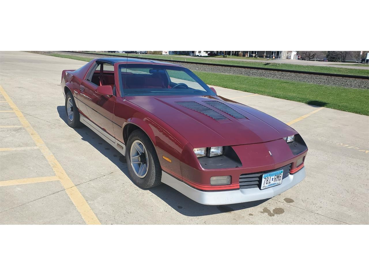 1985 Chevrolet Camaro (CC-1374572) for sale in Annandale, Minnesota