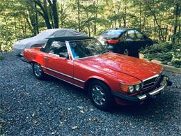 1989 Mercedes-Benz 560SL (CC-1374578) for sale in New Hope, Pennsylvania
