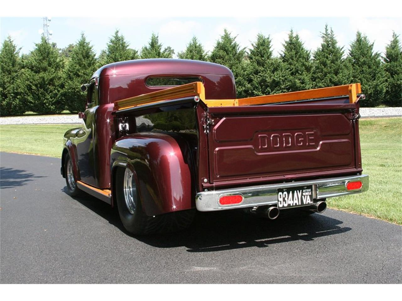 1953 Dodge D100 (CC-1374583) for sale in West Pittston, Pennsylvania