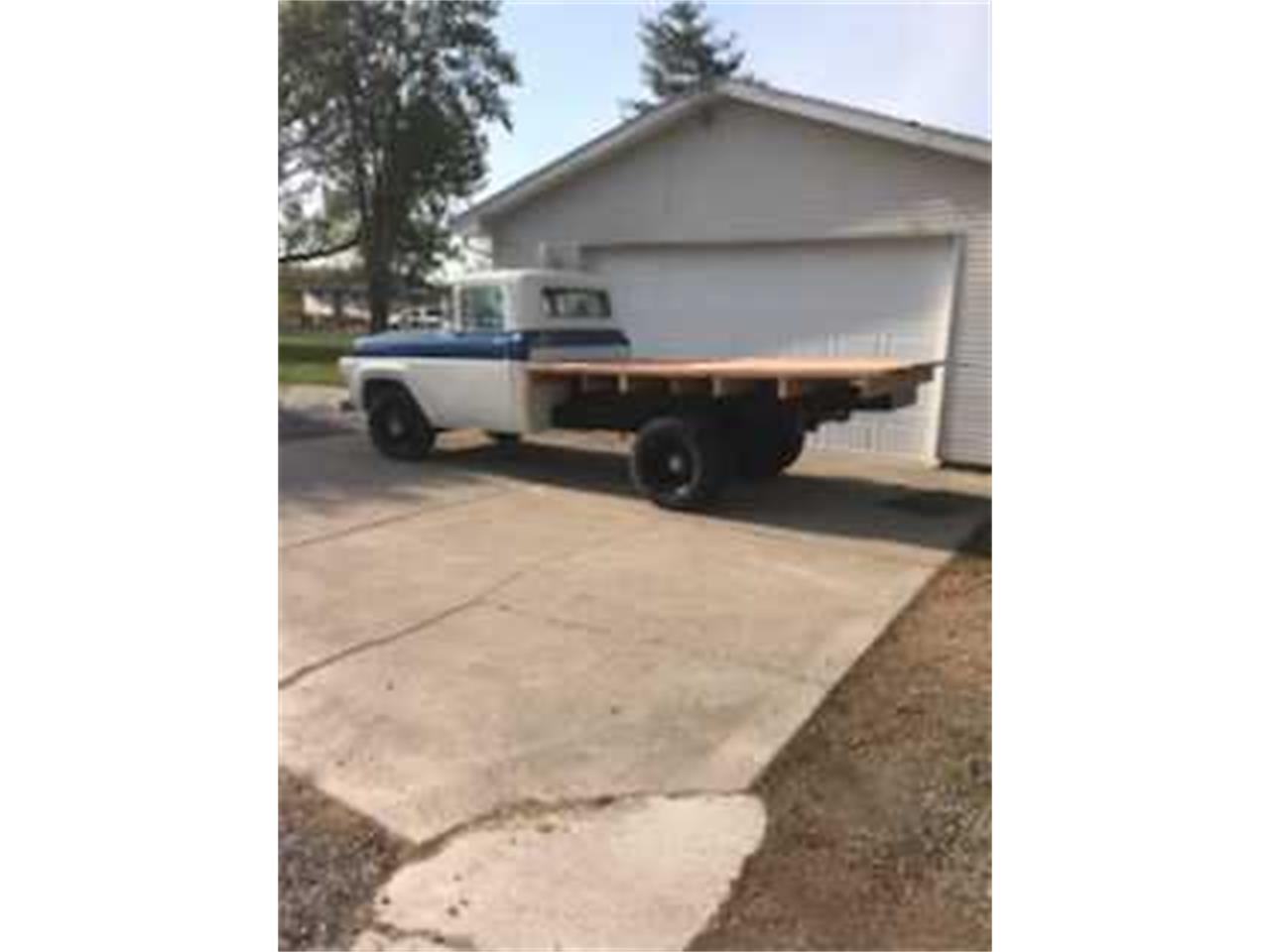 1957 Ford F350 (CC-1374585) for sale in West Pittston, Pennsylvania