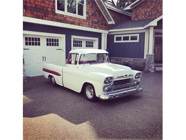 1958 Chevrolet Apache (CC-1374593) for sale in West Pittston, Pennsylvania