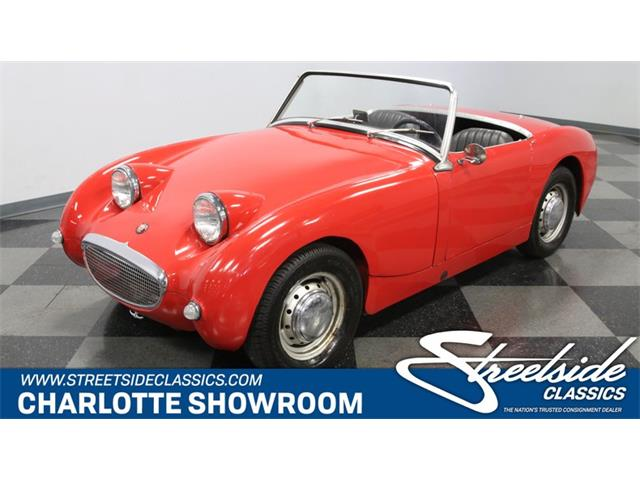 1958 Austin-Healey Sprite (CC-1374603) for sale in Concord, North Carolina