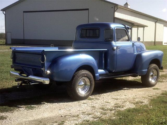 1950 Chevrolet 3100 (CC-1374605) for sale in West Pittston, Pennsylvania