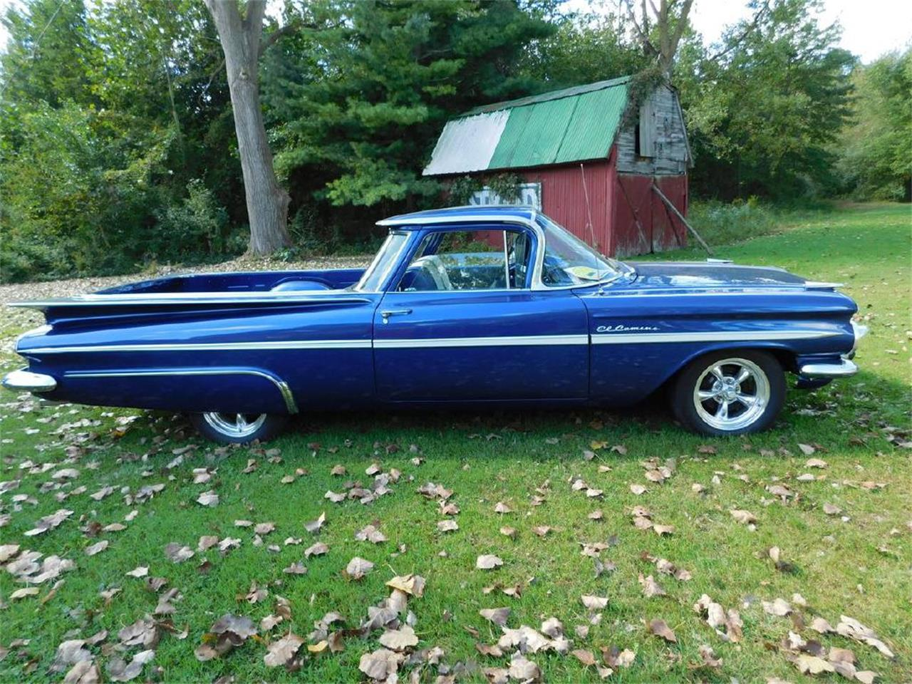 1959 Chevrolet El Camino (CC-1374609) for sale in West Pittston, Pennsylvania