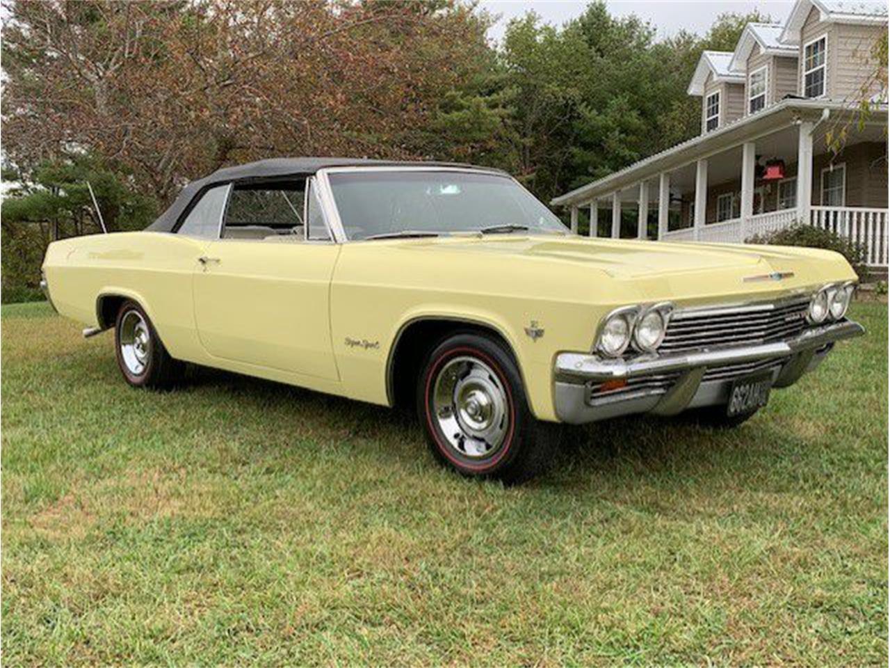 1965 Chevrolet Impala (CC-1374613) for sale in West Pittston, Pennsylvania