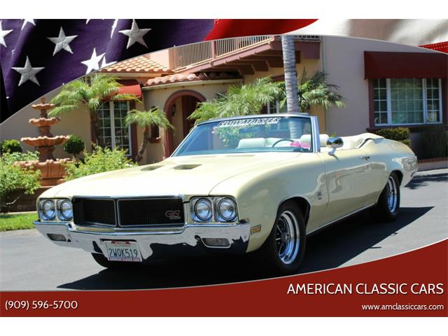 1970 Buick Gran Sport (CC-1374620) for sale in La Verne, California