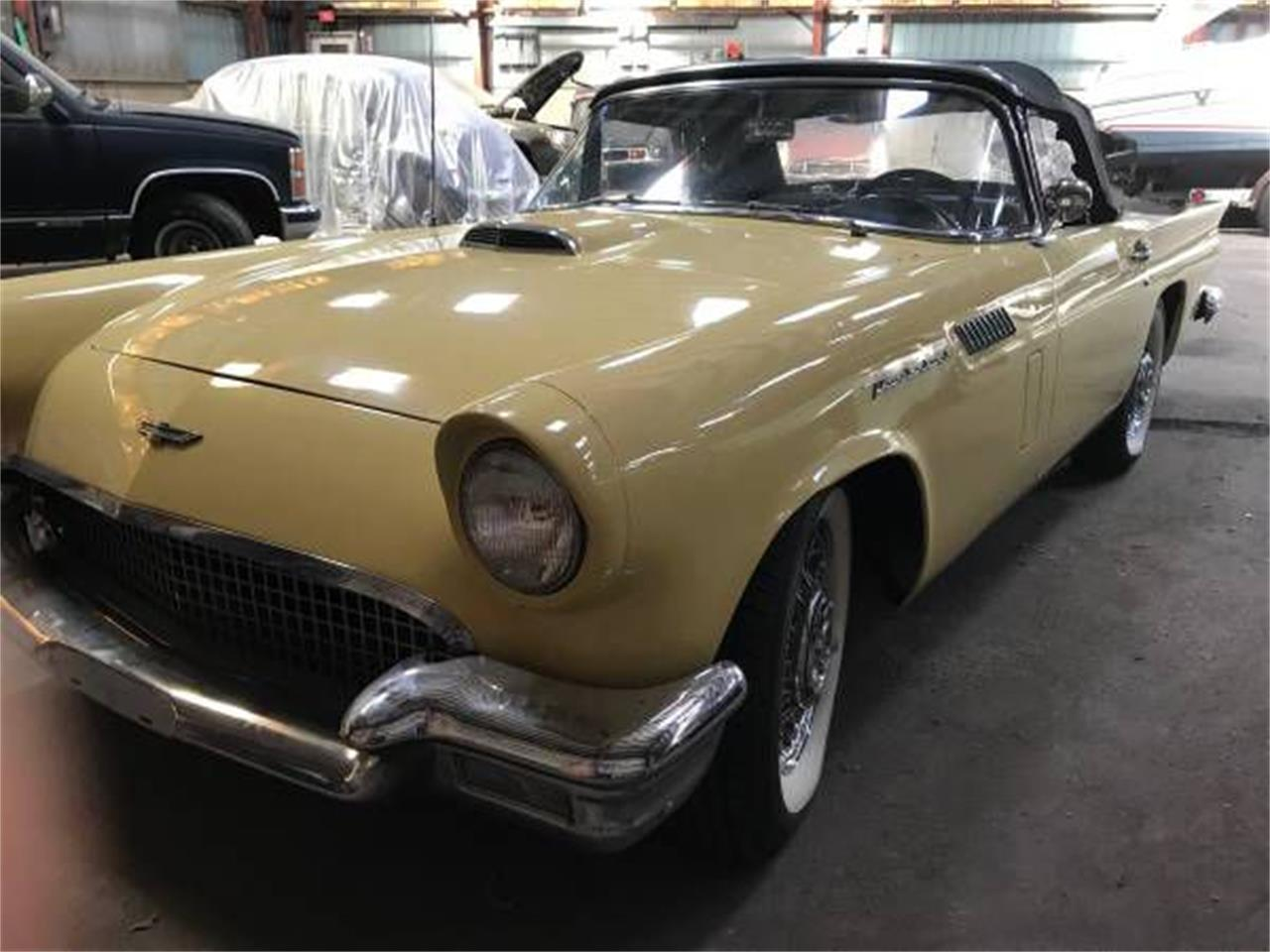 1957 Ford Thunderbird (CC-1374623) for sale in West Pittston, Pennsylvania