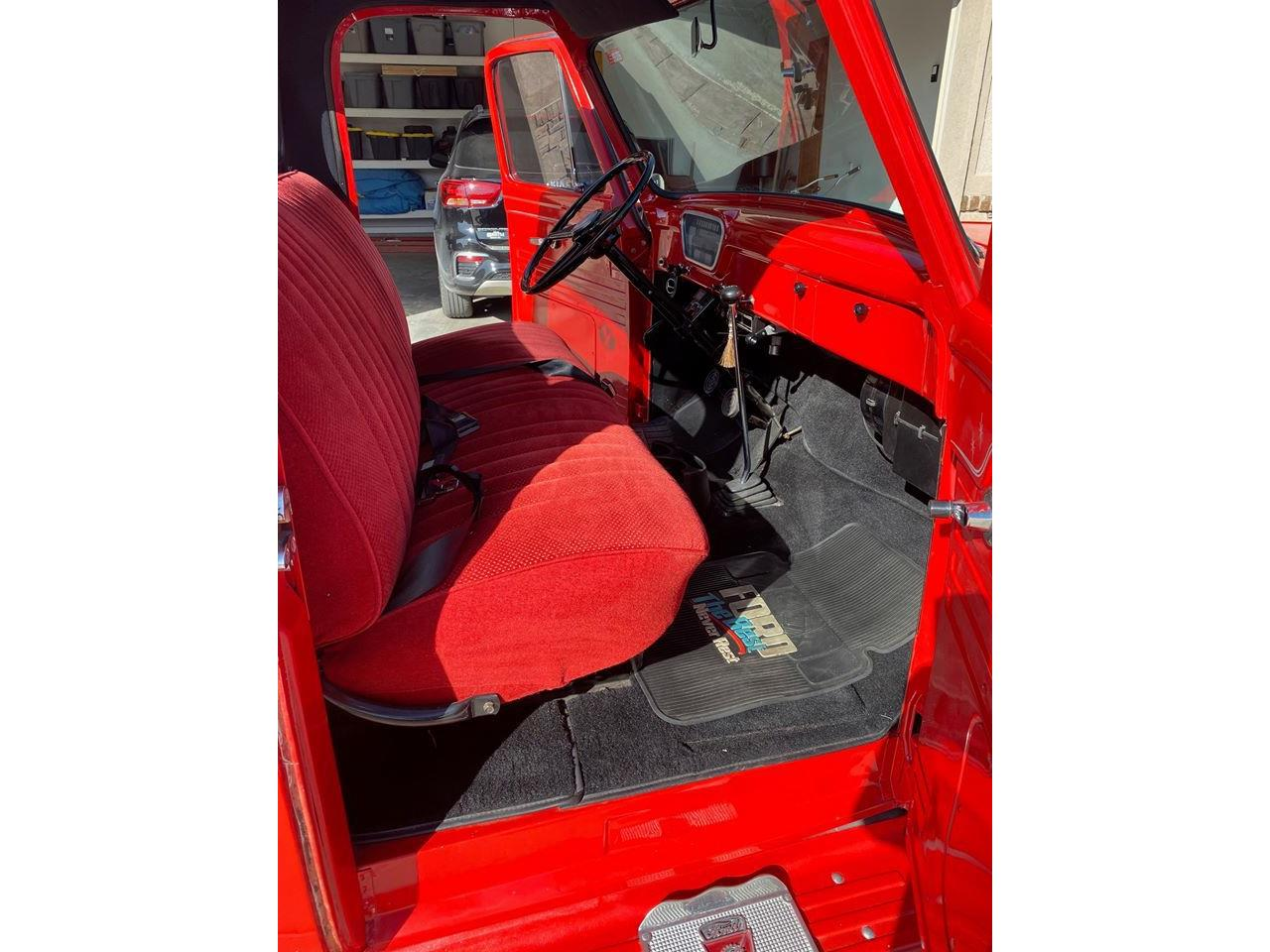 1953 Ford F100 (CC-1374626) for sale in West Pittston, Pennsylvania