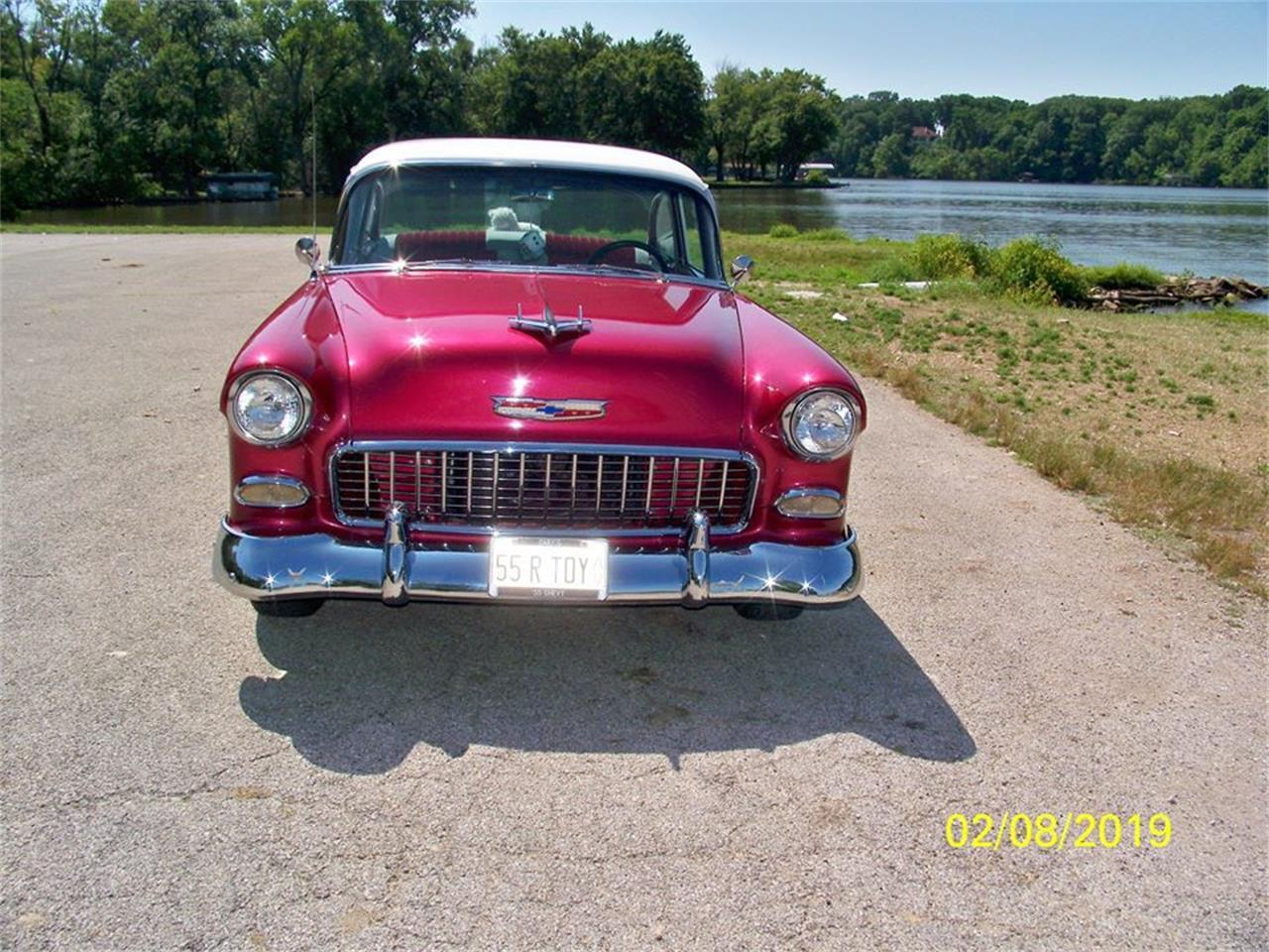 1955 Chevrolet Bel Air (CC-1374637) for sale in West Pittston, Pennsylvania