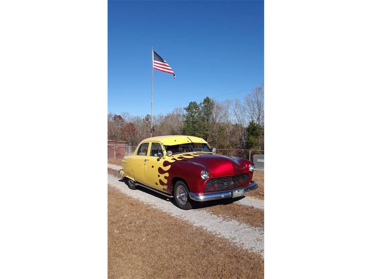 1951 Ford Custom (CC-1374638) for sale in West Pittston, Pennsylvania