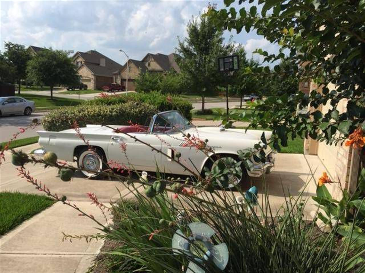 1957 Ford Thunderbird (CC-1374642) for sale in West Pittston, Pennsylvania