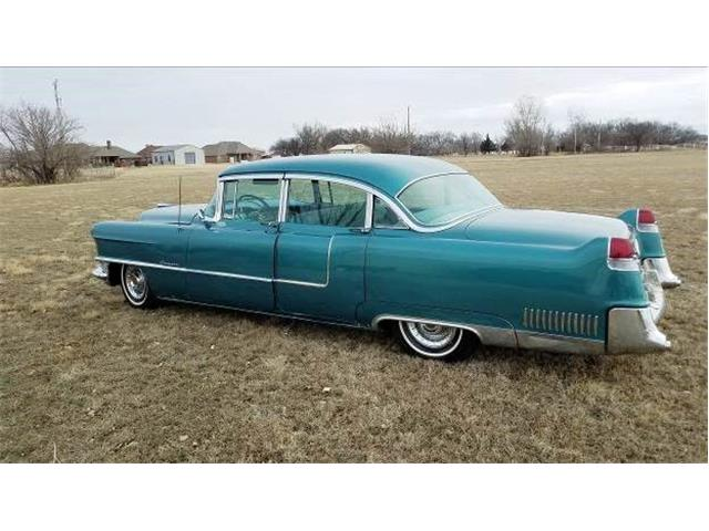 1955 Cadillac Fleetwood (CC-1374650) for sale in West Pittston, Pennsylvania