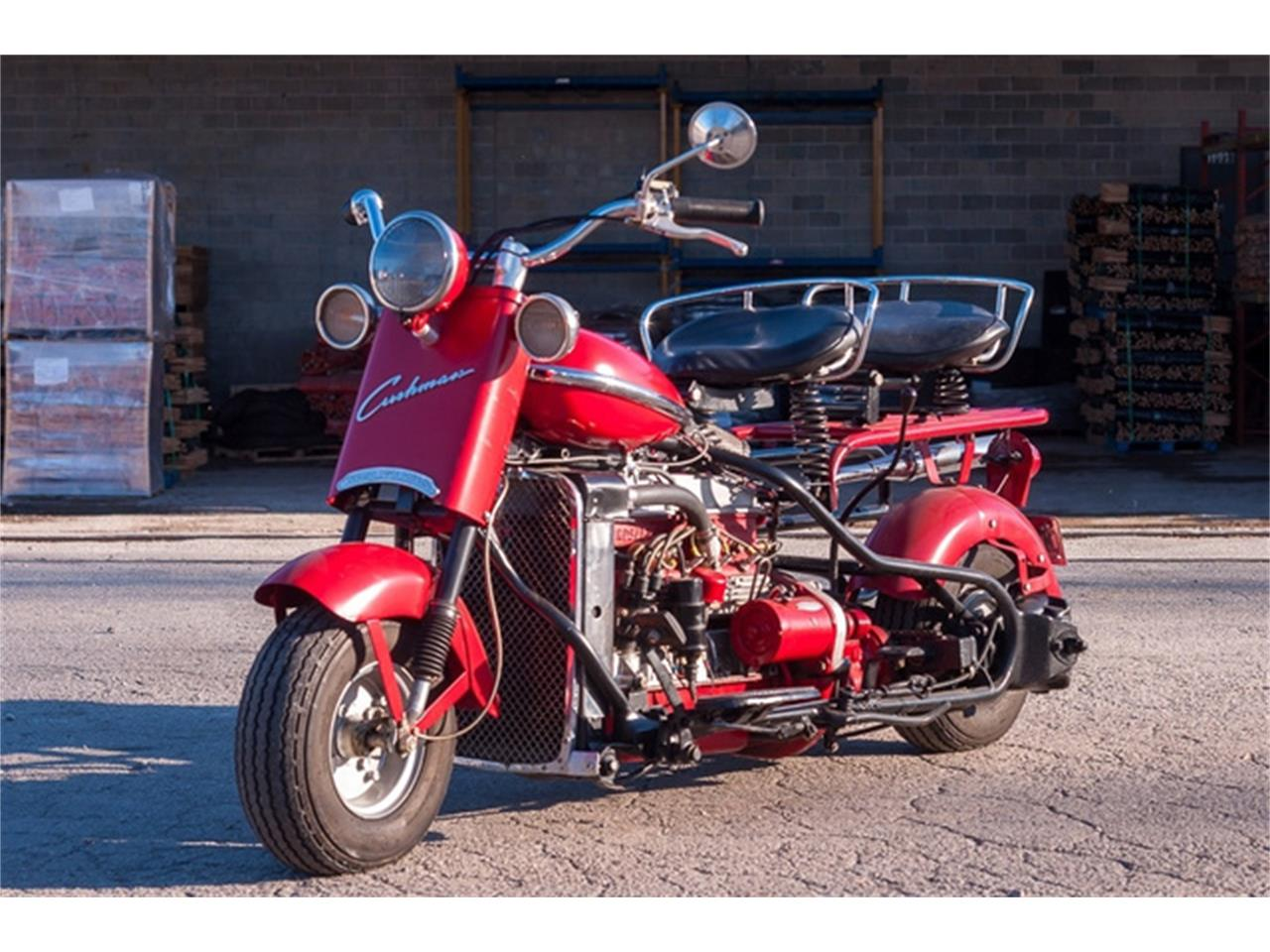 1955 Cushman Motorcycle (CC-1374655) for sale in St. Louis, Missouri