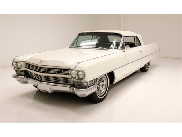 1964 Cadillac DeVille (CC-1374665) for sale in Morgantown, Pennsylvania