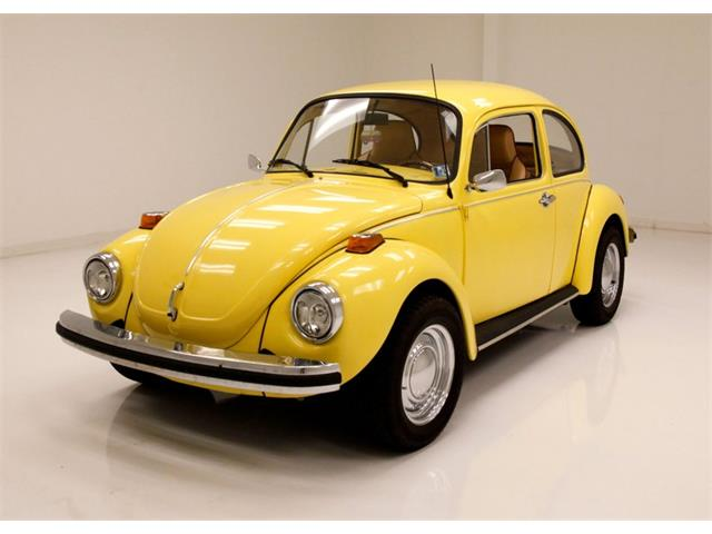 1974 Volkswagen Super Beetle (CC-1374672) for sale in Morgantown, Pennsylvania