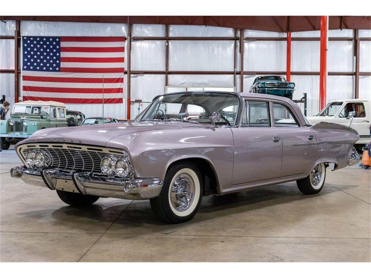 1961 Dodge 2-Dr Coupe (CC-1374679) for sale in Kentwood, Michigan