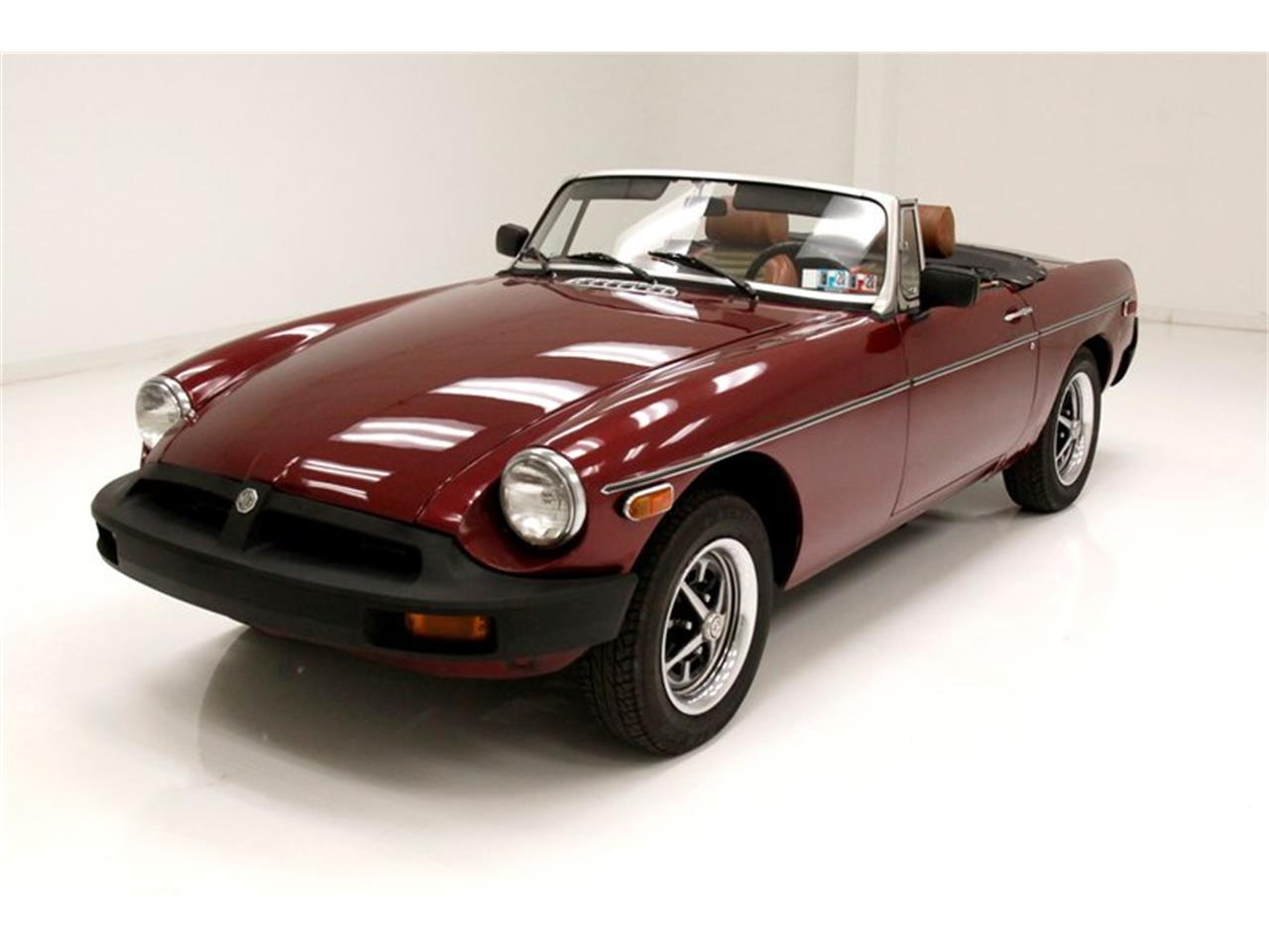 1975 MG MGB (CC-1374687) for sale in Morgantown, Pennsylvania