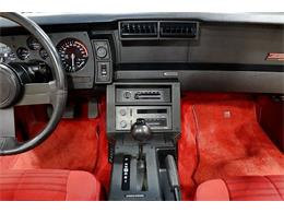 1985 Chevrolet Camaro (CC-1374693) for sale in Kentwood, Michigan