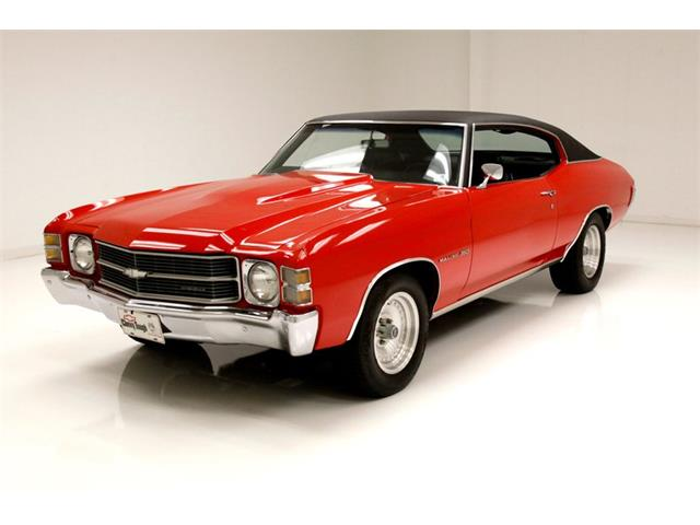 1971 Chevrolet Chevelle (CC-1374702) for sale in Morgantown, Pennsylvania