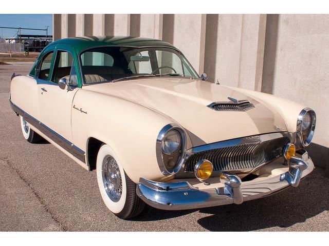 1954 Kaiser 2-Dr Sedan (CC-1374703) for sale in St. Louis, Missouri