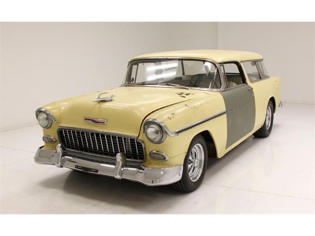 1955 Chevrolet Nomad (CC-1374711) for sale in Morgantown, Pennsylvania