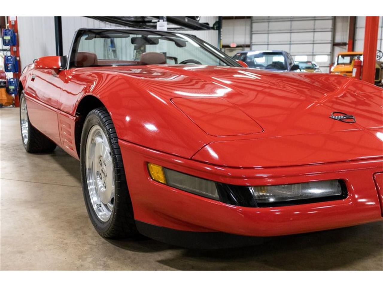 1992 Chevrolet Corvette (CC-1374721) for sale in Kentwood, Michigan