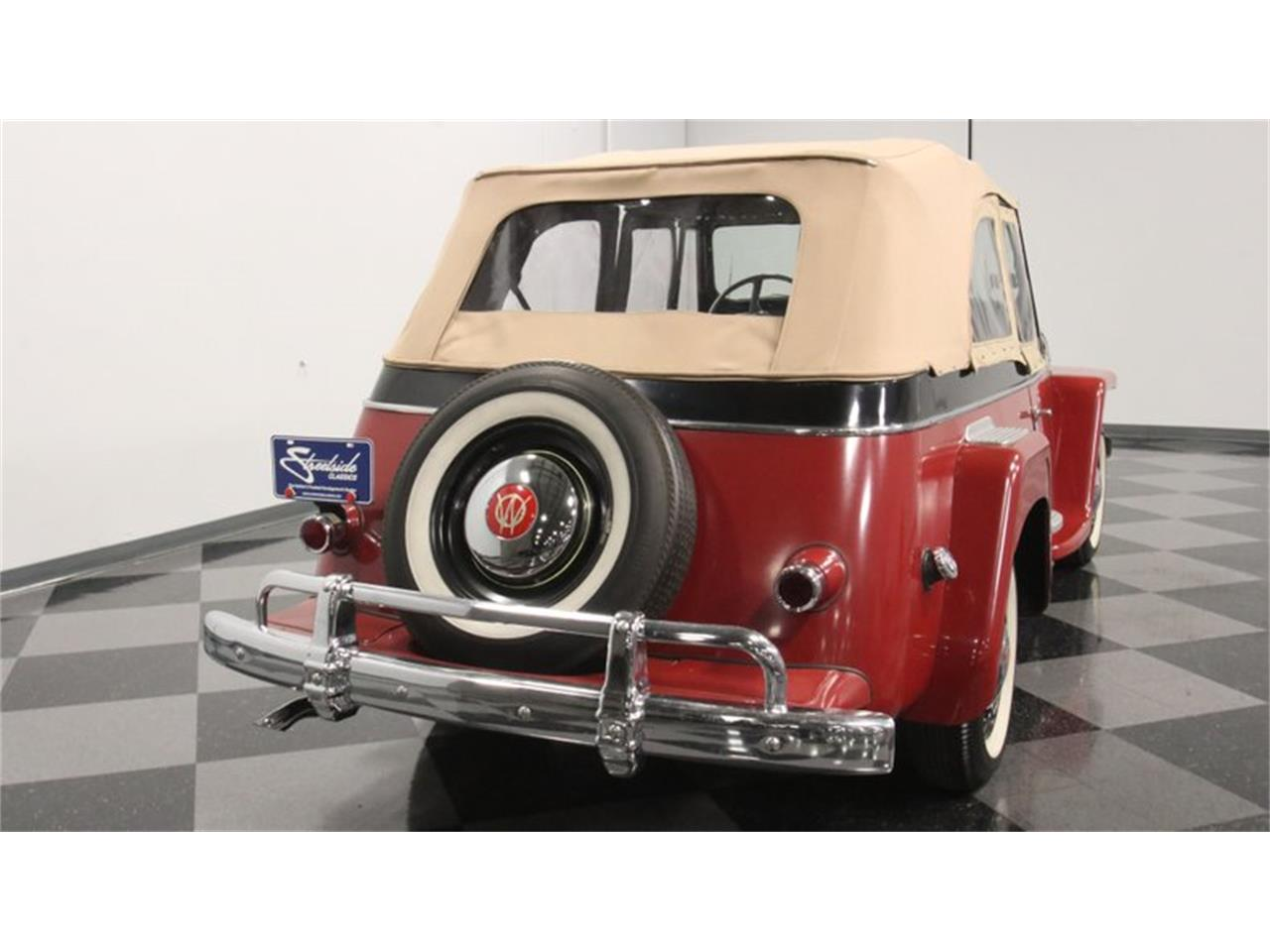 1950 Willys Jeepster (CC-1374725) for sale in Lithia Springs, Georgia